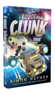 Hal Spacejock 1: A robot named Clunk