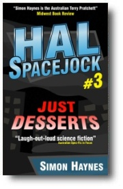 Hal Spacejock Just Desserts