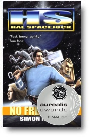 Hal Spacejock No Free Lunch cover art