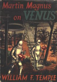 Martin Magnus On Venus - First Edition